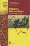 Embrechts P., Klupplberg C., Mikosch T. — Modelling Extremal Events for Insurance and Finance