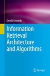 Kowalski G. — Information Retrieval Architecture and Algorithms