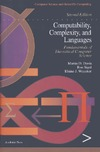 Davis M., Sigal R., Weyuker E. — Computability, complexity, and languages: Fundamentals of theoretical computer science