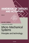 Fukuda T., Menz W. — Micro Mechanical Systems: Principles and Technology