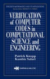 Knupp P., Salari K. — Verification of Computer Codes in Computational Science and Engineering
