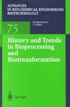 Scheper T., Dutta N. N., Hammar F. — Advances in Biochemical Engineering Biotechnology, Advance in Biochemical Engineering, (vol. 75)
