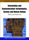 Haftor D., Mirijamdotter A. — Information and Communication Technologies, Society and Human Beings: Theory and Framework