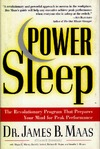 Maas J., Wherry M., Axelrod D. — Power Sleep : The Revolutionary Program That Prepares Your Mind for Peak Performance