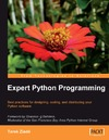 Ziade T. — Expert Python Programming: Best practices for designing, coding, and distributing your Python software