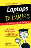 Sandler C. — Laptops For Dummies Quick Reference