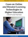 Inoue Y. — Cases on Online and Blended Learning Technologies in Higher Education: Concepts and Practices
