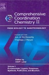 McCleverty J., Meyer T. — Comprehensive Coordination Chemistry II. Fundamentals: Ligands, Complexes, Synthesis, Purification, and Structure