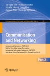 Vasilakos T., Sakurai K., Xiao Y. — Communication and Networking, Part II