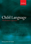Snyder W. — Child language: the parametric approach