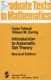 Takeuti G., Zaring W. — Introduction to Axiomatic Set Theory