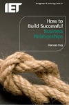 Frances K. — How to Build Successful Business Relationships