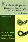 Devaney R., Hirsch M. — Differential equations, dynamical systems, and an introduction to chaos