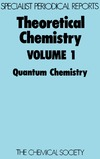 Dixon R., Thomson C. — Theoretical Chemistry Volume 1 (Specialist Periodical Reports)