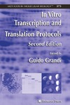 Grandi G. — In Vitro Transcription and Translation Protocols