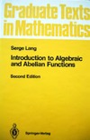 Lang S. — Introduction to algebraic and abelian functions