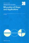 Iooss G. — Bifurcation of maps and applications