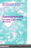 Esteban C., Lopez R., Herrero A. — Cosmochemistry: The Melting Pot of the Elements