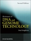 Singleton P. — Dictionary of DNA and Genome Technology