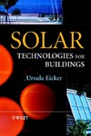 Eicker U. — Solar Technologies for Buildings