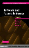 Leith P. — Software and patents in Europe