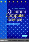 N. D. Mermin — Quantum Computer Science: An Introduction