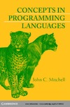 J.C. Mitchell — Concepts in Programming Languages