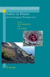 Hawkesford M.J. — Sulfur in Plants: An Ecological Perspective