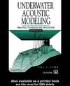 Etter P.C. — Underwater acoustic modeling: principles, techniques and applications