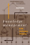 Waltz E. — Knowledge Management in the Intelligence Enterprise