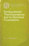 Kreuzer H.J. — Nonequilibrium thermodynamics and its statistical foundations