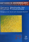 Smith M., Sockett E. — Genetic Methods for Diverse Prokaryotes, Volume 29 (Methods in Microbiology)