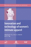 Yu W., Fan J., Harlock S. — Innovation and Technology of Women's Intimate Apparel (Woodhead Publishing in Textiles)