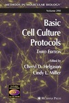Helgason C., Miller C. — Basic Cell Culture
