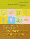 Kenney J. — Literacy Strategies for Improving Mathematics Instruction
