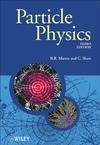 Martin B., Shaw G. — Particle Physics