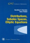 Haroske D., Triebel H. — Distributions, Sobolev Spaces, Elliptic Equations (EMS Textbooks in Mathematics)