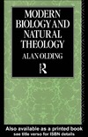 Olding A. — Modern Biology and Natural Theology