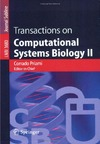 Zelikovsky A., Priami C. — Transactions on Computational Systems Biology 2 conf