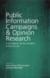 Klingemann H., Roemmele A. — Public Information Campaigns and Opinion Research: A Handbook for the Student and Practitioner