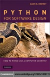 Downey A. — Python for Software Design: How to Think Like a Computer Scientist