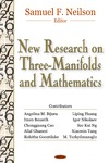 Neilson S. — New Research on Three-Manifolds And Mathematics