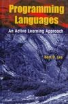 Lee K. — Programming Languages: An Active Learning Approach