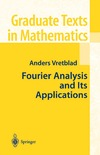 Vretblad A. — Fourier Analysis and its Applications
