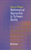 O'Regan G. — Mathematical Approaches to Software Quality