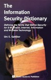 Gattiker U. — The Information Security Dictionary