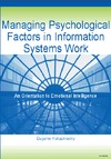 Kaluzniacky E. — Managing psychological factors in information systems