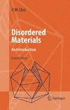 Ossi P. — Disordered Materials