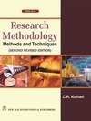 Kothari C. — Research Methodology: Methods and Techniques