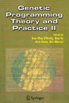 O'reilly M., Yu T., Riolo R. — Genetic Programming Theory And Practice II